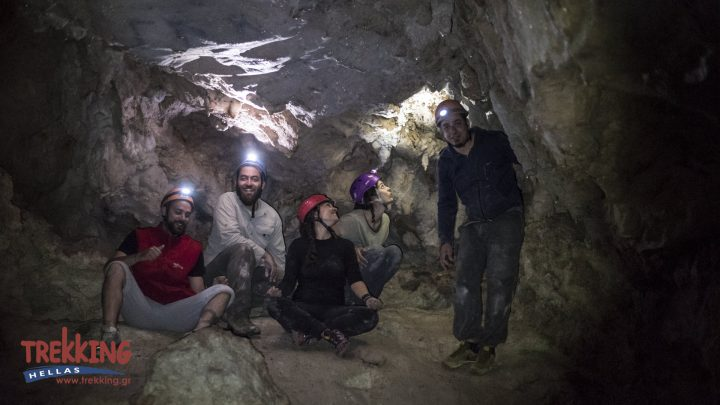 Caving Mt.Parnitha