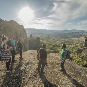 Meteora hiking tour 5