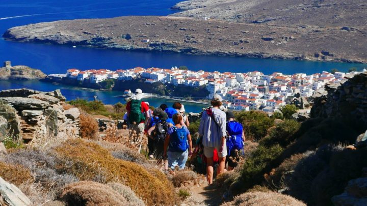 Authentic Island Hiking (Andros & Tinos)