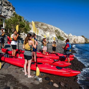 Morning Sea Kayak & Snorkel with Lunch 10