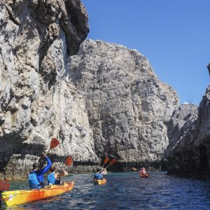 Sea Kayak Rhodes – Discover Lindos – Full Day 10