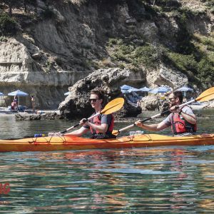 Sea Kayak Rhodes – Half Day 18