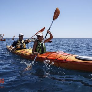 Sea Kayak Rhodes – Half Day 21