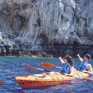 Sea Kayak Rhodes – Half Day 22