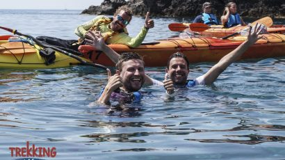 Sea Kayak Rhodes – Half Day