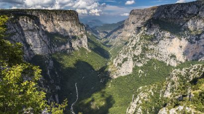 Vikos Gorge Crossing