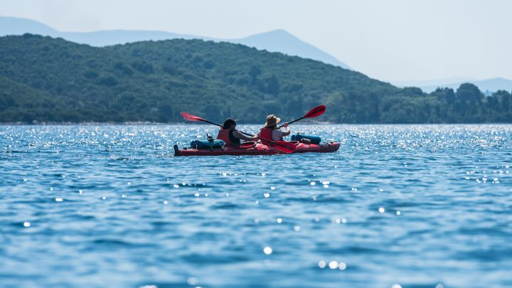 2-Day Ionian Sea Kayak Tour