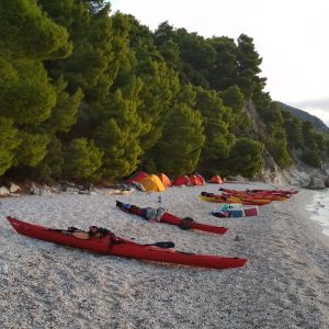 8 Day Ionian Sea Kayaking Trip 17