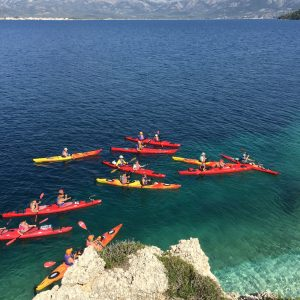 8 Day Ionian Sea Kayaking Trip 18