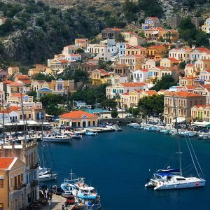 Sail & Hike Dodecanese 2