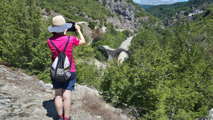 Hike Northern Greece