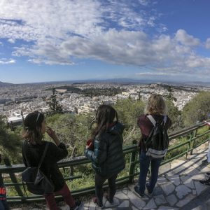 Hills of Athens Walking Tour 5