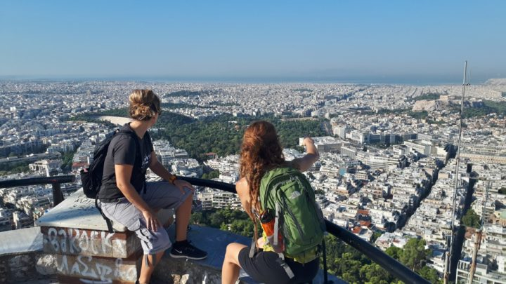 Hills of Athens Walking Tour
