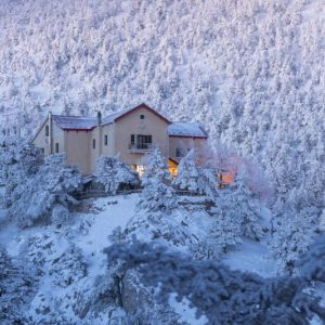 Bafi Mountain Hut