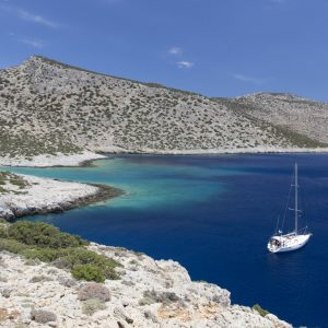 Sailing in the Small Cyclades