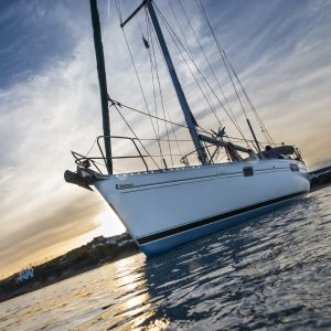 Sailing in the Small Cyclades 5