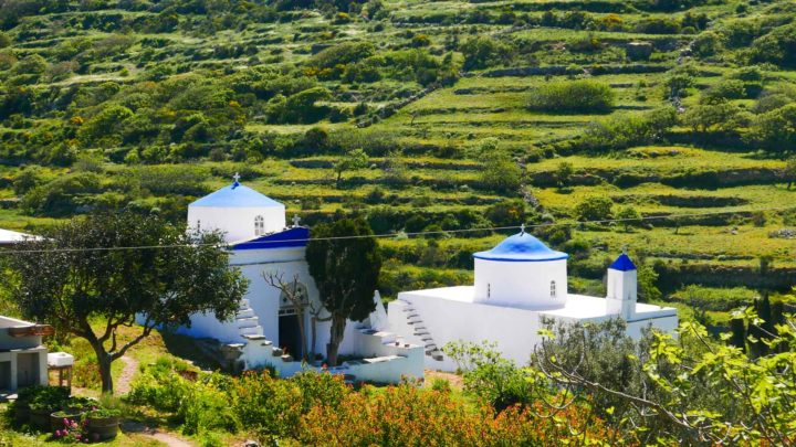 Amazing Tinos Self Guided Hiking Tour