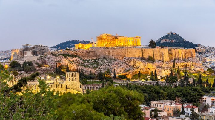 Athens Culture & Adventure                                 3 day / 2 night Tour
