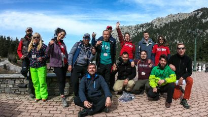 Trekking Hellas Corporate Events