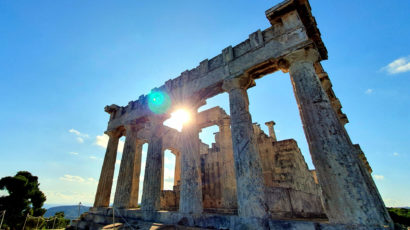 Trekking Hellas Aegina & Saronic Gulf Islands