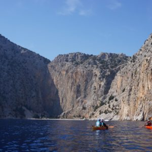 8 Days Sea Kayaking Trip in the Dodecanese Islands 12