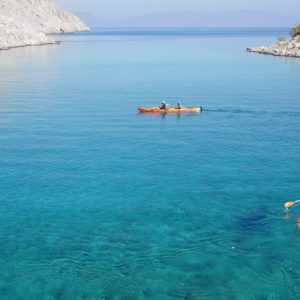 8 Days Sea Kayaking Trip in the Dodecanese Islands 13