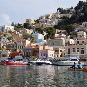 8 Days Sea Kayaking Trip in the Dodecanese Islands 16